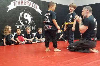 Children's Self-Defense/MMA